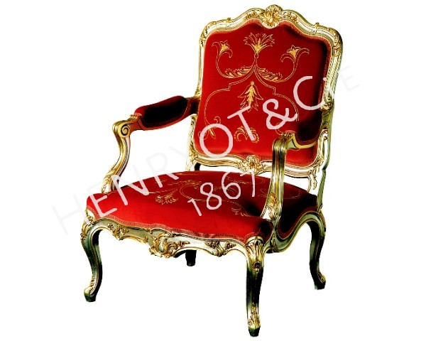 2 Fauteuil Louis XV1f