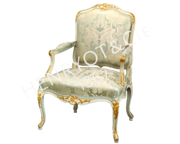 5 Fauteuil Louis XV1f