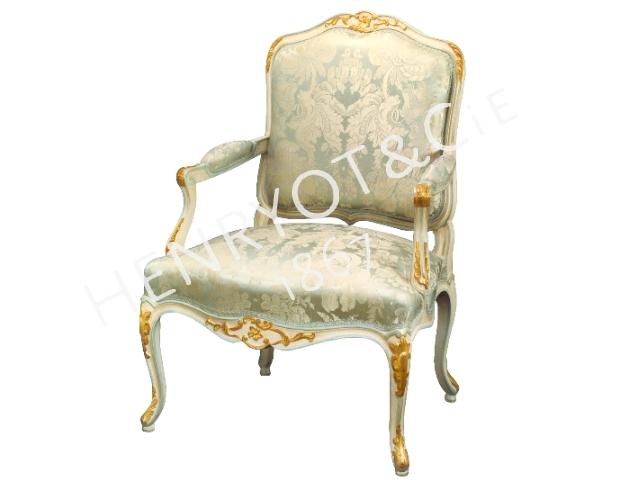 5 Fauteuil Louis XV1f