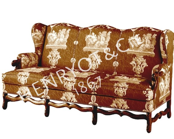 produits louis xiii henryot cie manufacture de mobilier d 39 exception depuis 1867 page 1. Black Bedroom Furniture Sets. Home Design Ideas