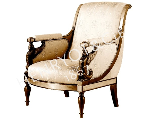 Fauteuil Sphinx1f