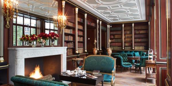 Hôtel La Réserve *****