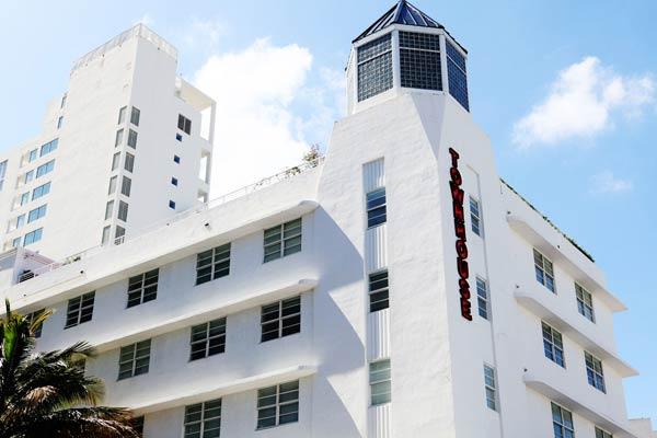 Hôtel Townhouse - Miami (1)
