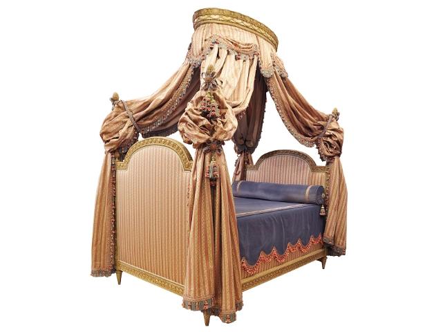 Lit Pour La Chambre Des Bains Du roi1