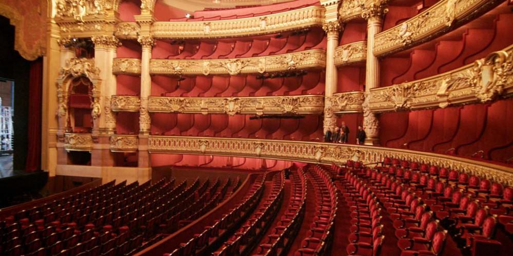Opéra Garnier - Paris (1)