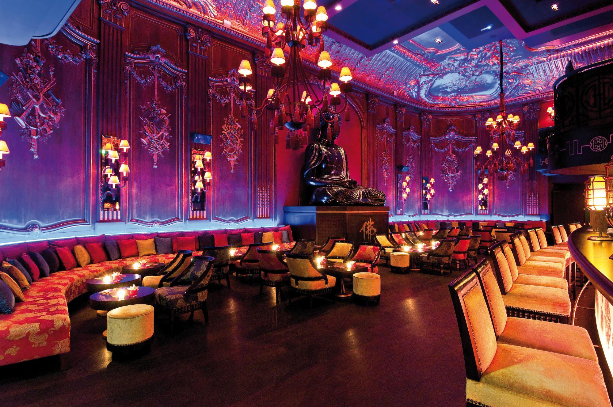 restaurant buddha bar henryot cie manufacture de. Black Bedroom Furniture Sets. Home Design Ideas
