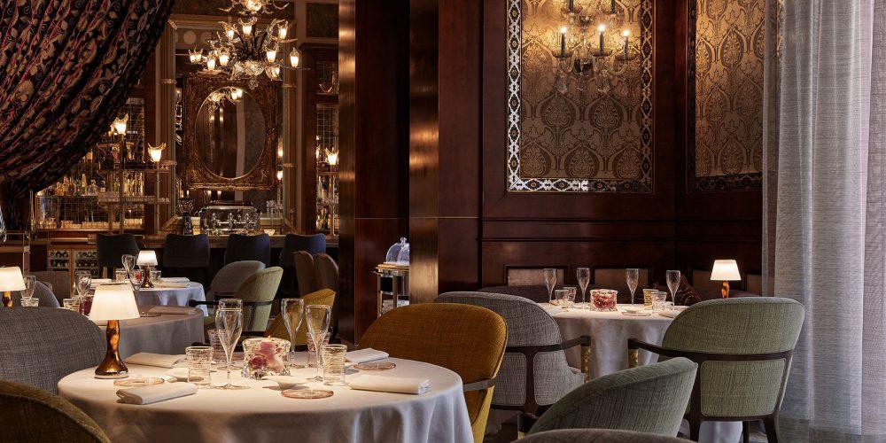 Hotel royal mansour restaurant sesamo henryot & cie manufacture