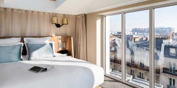 Hotel Maison Albar 1923 Paris Céline