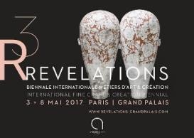 henryot au salon révélation de 3 au 8 mai 2017