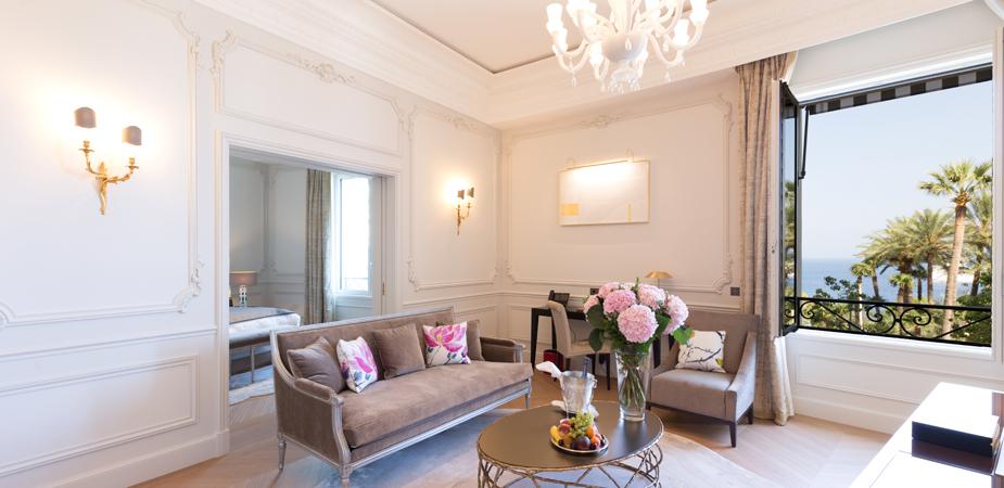 Hôtel de Paris - Suite vue mer - Accueil VIP - 195 -196