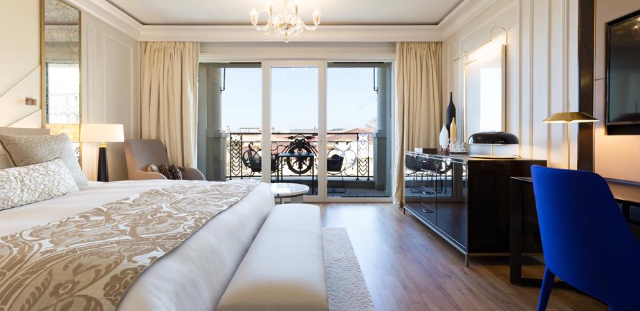Hôtel de Paris - Chambre - LX - Vue ville - 458