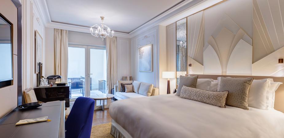 Hôtel de Paris - Chambre - SI - Terrasse - 369
