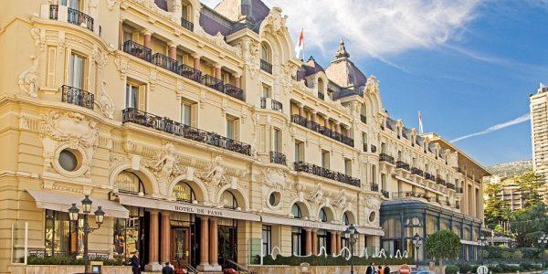Hotel de Paris – Monté Carlo