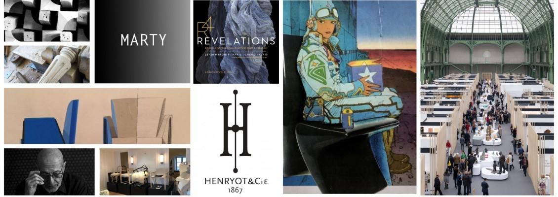 Henryot & cie Révélations 2019