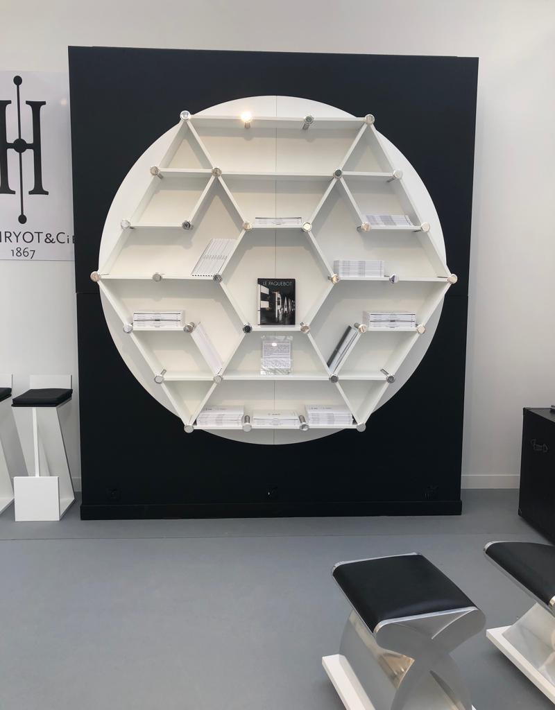 bibliothèque design marty contemporain maison dissidi henryot & cie révélations