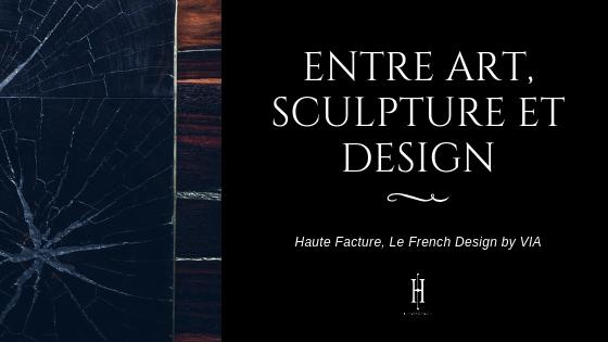 Henryot & cie haute facture via art et design exposition salon révélations