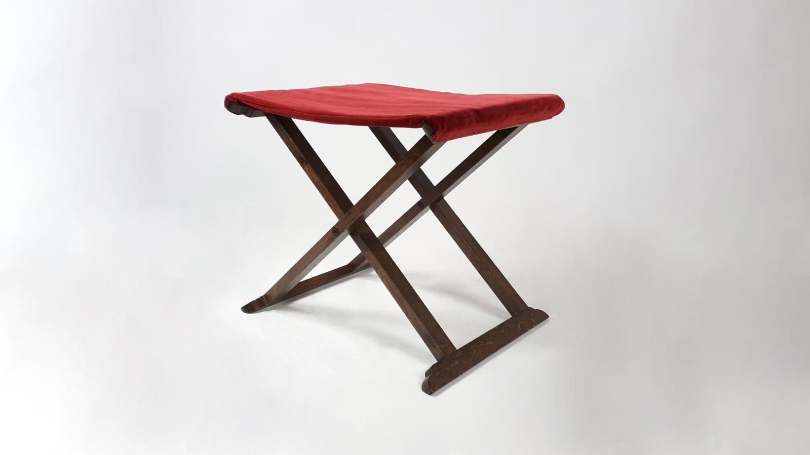 Mécénat de compétences sièges et fauteuils chateau de chambord Henryot & cie ployant invitation