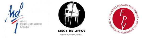 Siège de liffol henryot & cie IGP meubles sur mesure