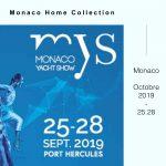 dossier-de-presse-monaco-yacht-show- monaco home collection henryot & cie yacht chaises meubles de luxe