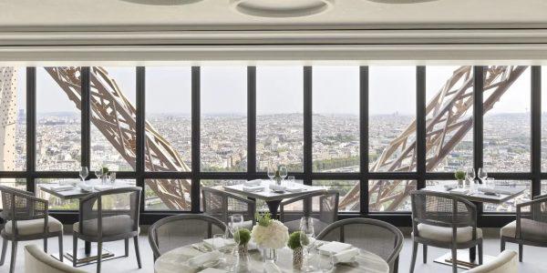 Jules Verne's Restaurant – Tour Eiffel