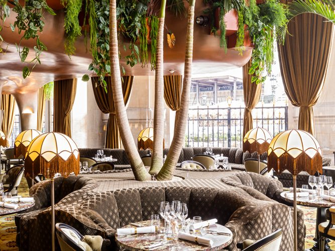 Restaurant Coco Henryot & cie Opéra de Paris ©RomainRicard