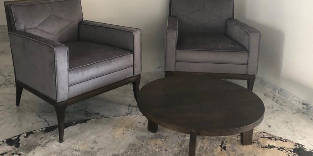 Henryot & cie chaises et fauteuils sur-mesure france traditionnel contemporain avenue montaigne paris résidence privée