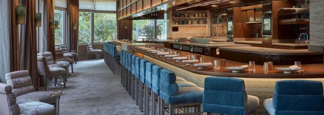 Restaurant Pavillon Ledoyen - Yannick Alleno