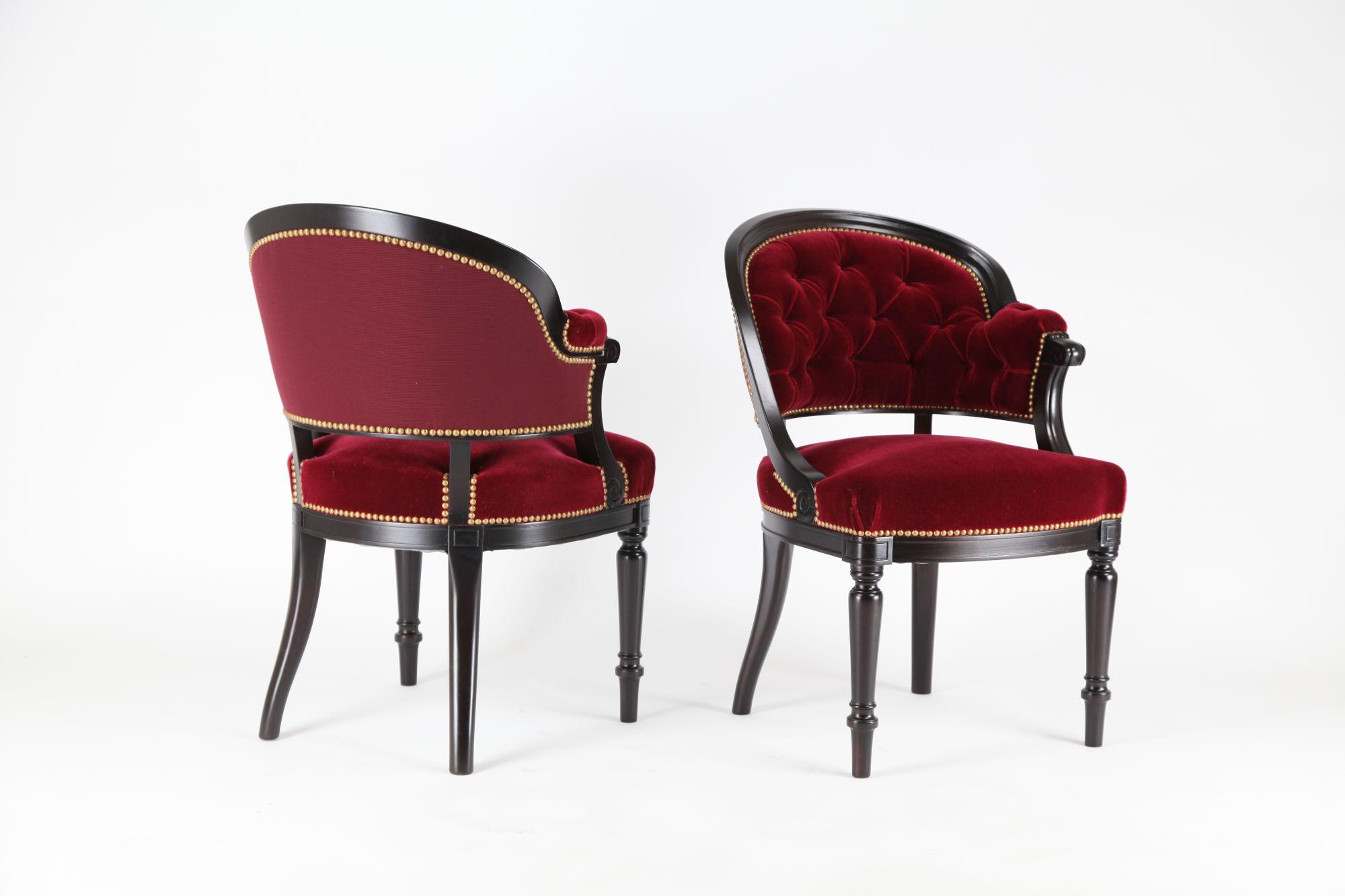 fauteuil manon opera de paris exposition fabriqué en france Elysée
